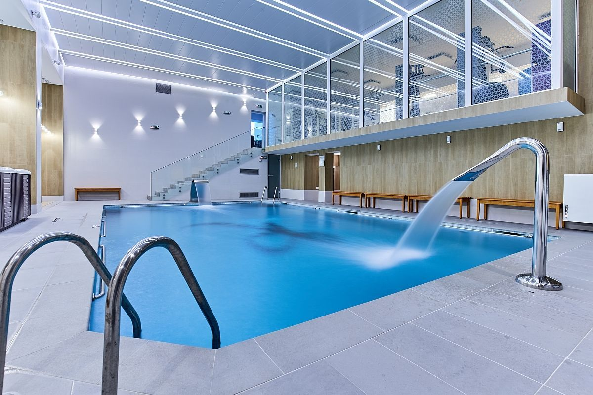 Week end all inclusive 2018 sinaia hotel rina sinaia - Hotel piscina in camera ...